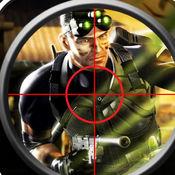 部队狙击手战争...