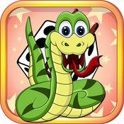 蛇和梯子 - 玩蛇和梯子游戏 1