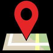 分享位置和指南针 1.6