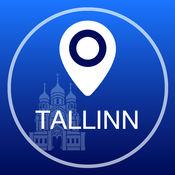 塔林离线地图+城市指南导航,旅游和运输 2.5