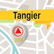 Tangier 离线地图导航和指南 1