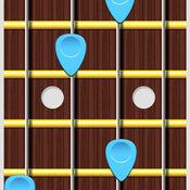 轻按吉他拨 - 顶级赛车游戏 1.4