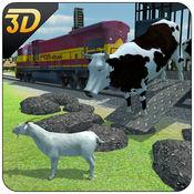 动物运输火车3D - 牛运输车模拟游戏 1.0.2