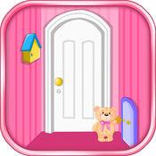 密室逃脱:公主的粉色房间 1