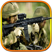狙击手3D突击队 - 移动现代冲突 1