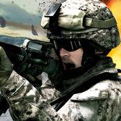 狙击手刺客冰岛国防3D - 现代作战突击队作战 1