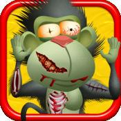 动物僵尸与好友香蕉镇山 - 免费游戏! Animal Zombies and F