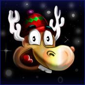 圣诞节文字和彩...