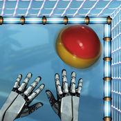 巨型机器人足球...