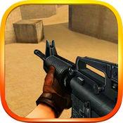 反恐狙击:精英特工密室射击解救人质逃脱 1