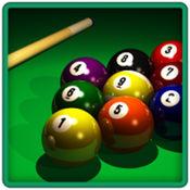 斯诺克球:匹配和破碎的球与要挑战者为 10.2