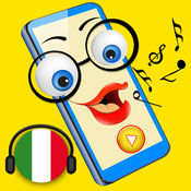 JooJoo 学 意大利 非常酷 音频 图片 词典 4