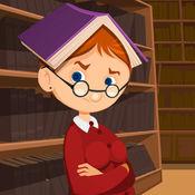 愤怒的图书管理...