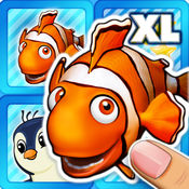 备忘录对拼图的海洋动物为幼儿 Deluxe 1