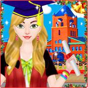 高中装扮游戏的女孩化妆,化妆 4