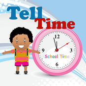 数学演習- 告诉时间in English 1