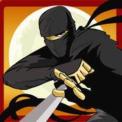 愤怒的忍者润的 ( Angry Ninja Runner ) 1