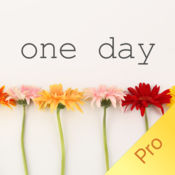 每日心情Pro - 一天记录一句文艺小清新的个性签名 1