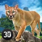 愤怒美洲狮市攻击模拟器 1