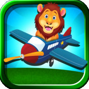 逃生马达加斯加建立和飞丛林挑战赛 FREE 1
