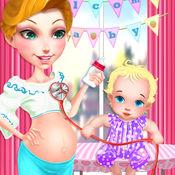 准妈妈派对: 迎接新宝宝!- 孕期健康护理和时尚换装游戏 1.2
