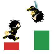 Flip Ninja - 清洁跳跃飞扬的挑战 1.2
