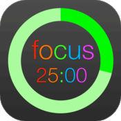 Focus - 用番茄工作法克服拖延症 1