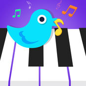 小鸟钢琴 -益智启蒙最适合的弹钢琴 1.0.2