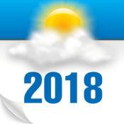 超长天气-简单实用超长1年天气预报多地区实时气候信息小助