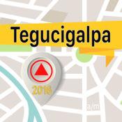 德古斯加巴 离线地图导航和指南 1