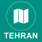 伊朗德黑兰 : 离线GPS导航 1