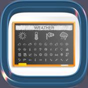 温度Prediction-接下来4天 1