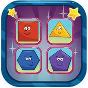 记忆游戏的孩子 - 宝贝学习形状 1.0.1