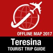 特雷西納 旅游指南+离线地图 1