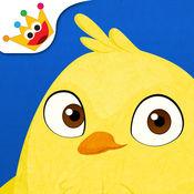 小鸟: 拼图和色彩为孩子 - 学习 儿童 绘画 1.4