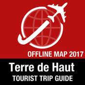 Terre de Haut 旅游指南+离线地图 1