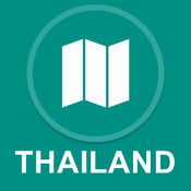 泰国 : 离线GPS导航 1
