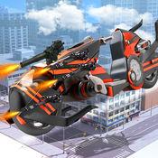 飞行 特技 运动 机器人 战争 模拟器 2017