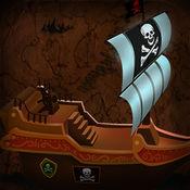 微小的海盗船:宝藏猎人探索者 - 免费版 1