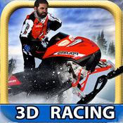 雪地摩托赛车3维(动作赛车游戏/游戏 ) 1.1