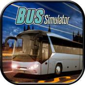 欧洲城市教练公共汽车司机3d 2017 1