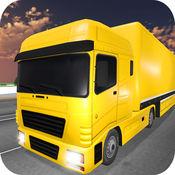 欧洲卡车模拟器2017-18 Wheeler货车司机 1.3