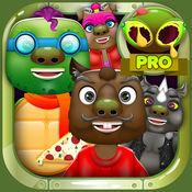 龟医生诊所. 鼻子医生游戏 海龟医院为孩子们免费 照顾动物