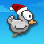 飞扬圣诞老人鸟 - Flappy Santa Claus Bird - 不可能圣诞