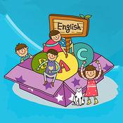 孩童英文单字学习 - 四合一 1.4