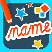 Name Play:學習讀寫自己的名字 1.6