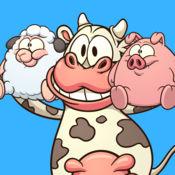 動物積木 - 可愛的農場獸... 1