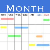 MonCal (月表示専用カレンダー) 2.4.1