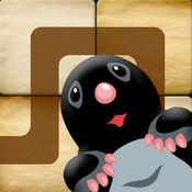 解开痣 (Unroll The Mole) - 免费迷宫益智游戏 1