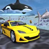 水下出租车 - 驾驶室的汽车驾驶和停车挑战赛 1.1